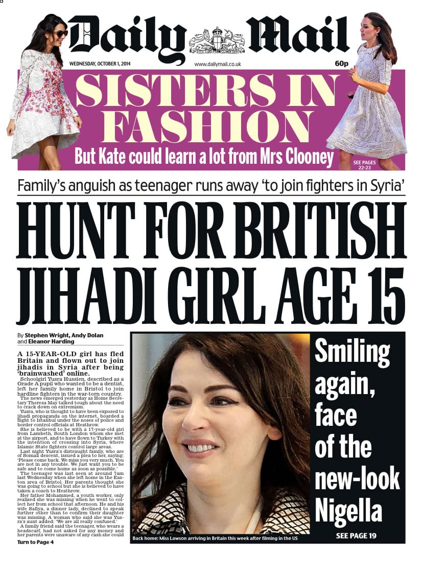 sell my story to the daily mail Daily Mail