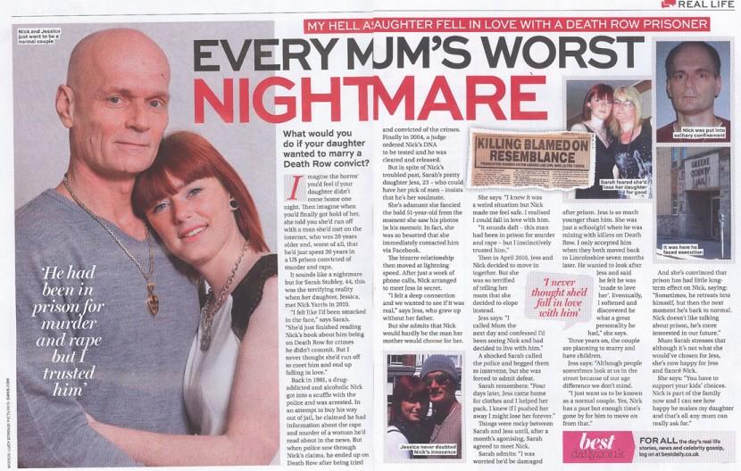 Mum's Worst Nightmare