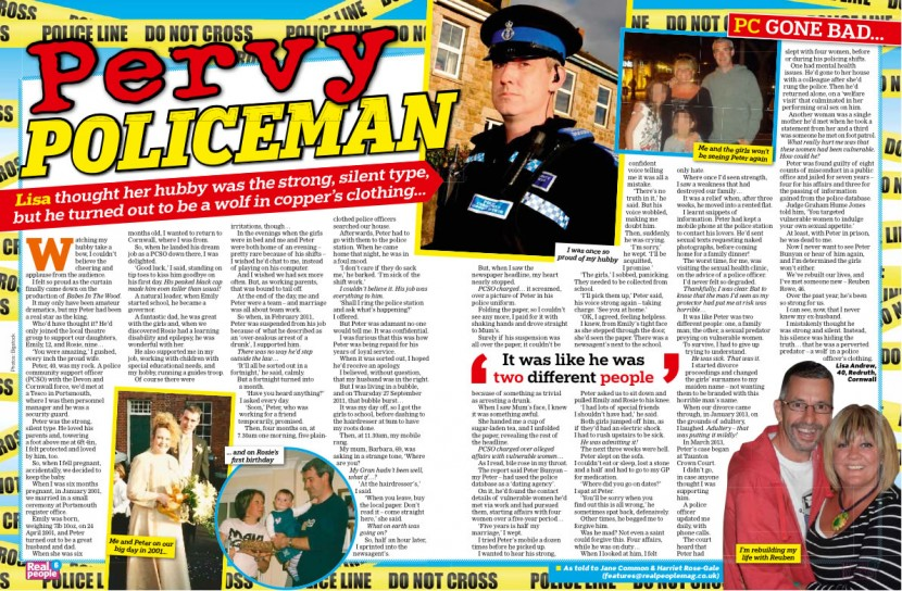 Love Rat Policeman – Copping Off at Work