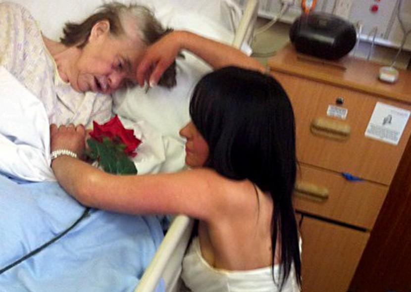 Mum's Final Wish – Bride to Be Daughter's Hospital Surprise (Creutzfeldt-Jakob Disease)