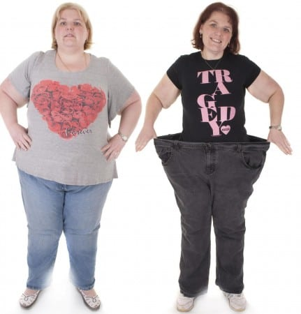 weight loss by pictures