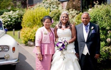 My dad died on my wedding day by choking on the wedding breakfast