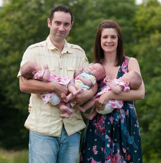 Miracle Baby Story…  three of them!