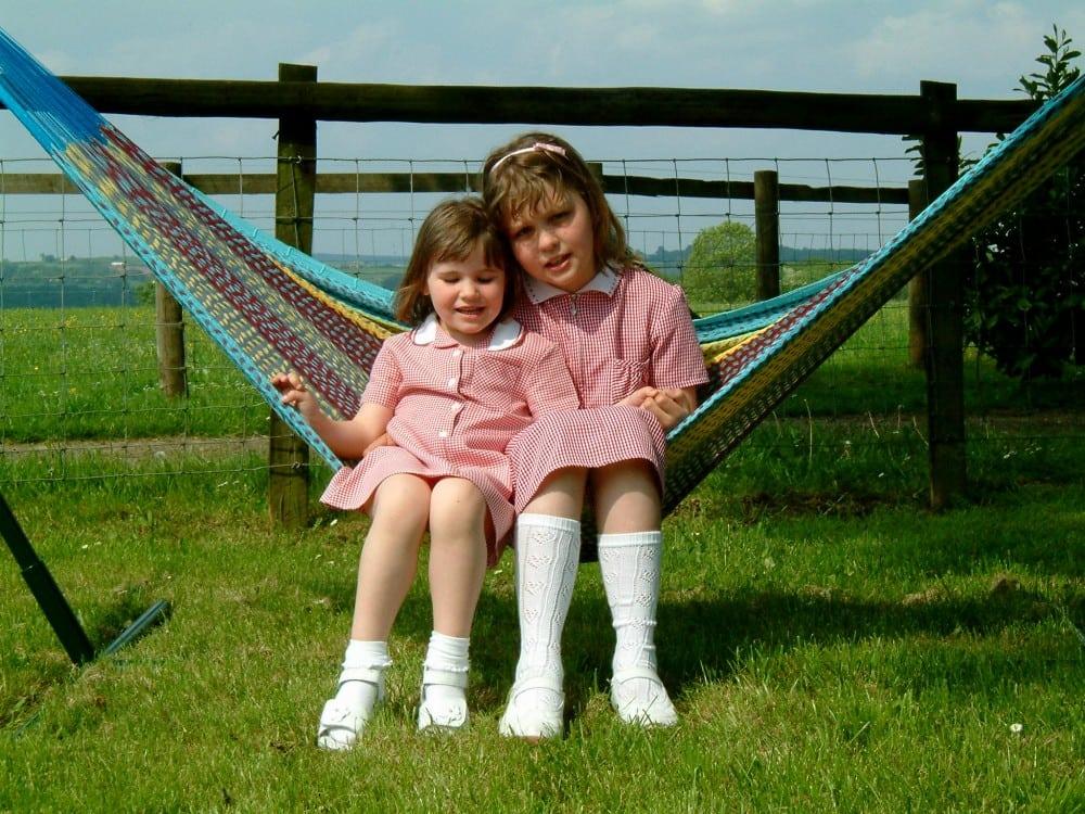 Jo & Kirsty 2004