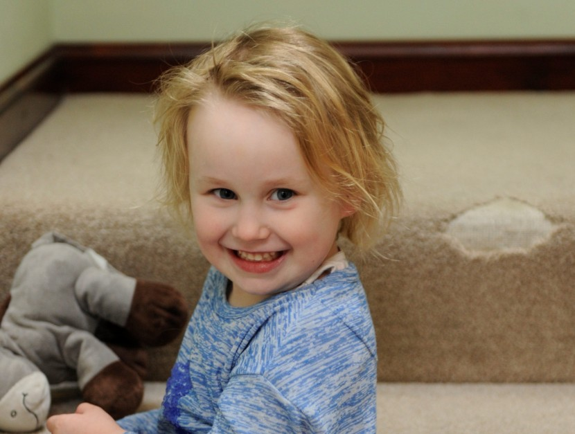Rare Disorder: My Little Girl's Eating Me Out Of House & Home