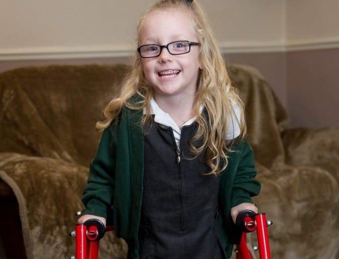 The Bravest Little Ballerina – Inspirational Children