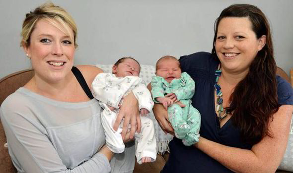 Sisters: We Gave Birth on the Same Day