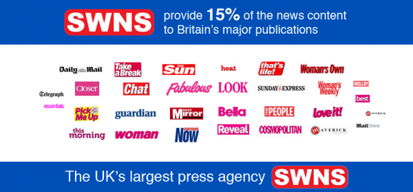 Contact SWNS Press Agency