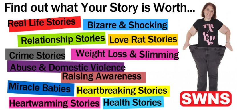 Got a Story to Sell?