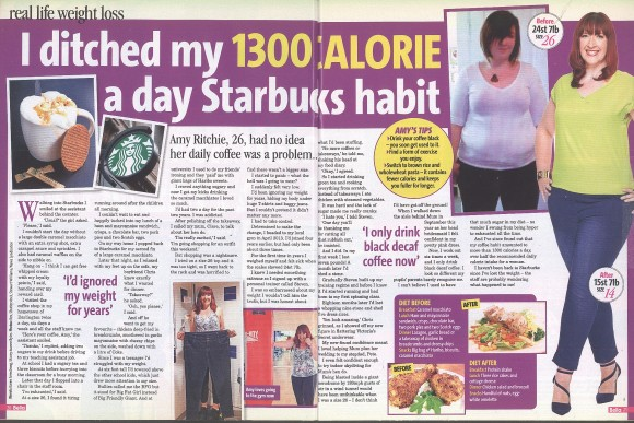 YOU CAN SELL YOUR WEIGHT LOSS STORY