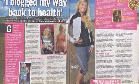 Amazing Body Transformation – Blogged!
