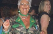 My crazy sexy gran loves dressing up and flirting with the boys
