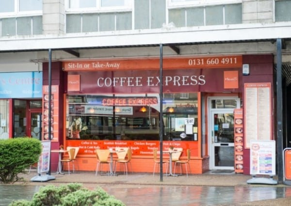 Coffee Express in Dalkeith EDINBURGH NEWS