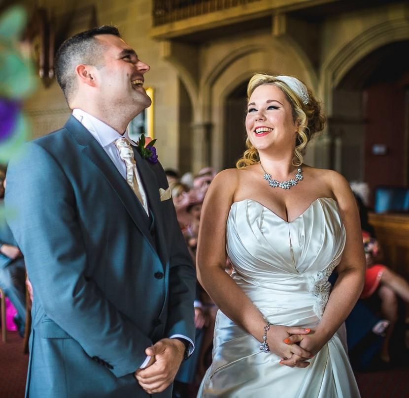 BBW – Big Breasted Wedding