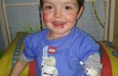 Meet one brave little boy...