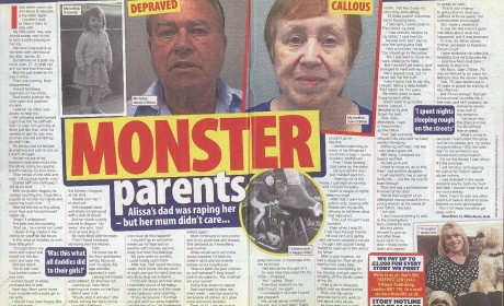 Historic sexual abuse: Mum muffled my cries after dad raped me.