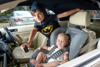 Batkid to the rescue: Pay Tribute to a Hero